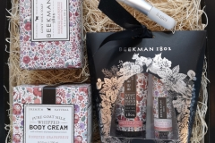 BEEKMAN 1802 HONEYED GRAPEFRUIT SPA GIFT SET $85.00