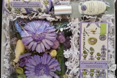 MICHEL DESIGN WORKS LAVENDER ROSEMARY GIFT SET  $110.00